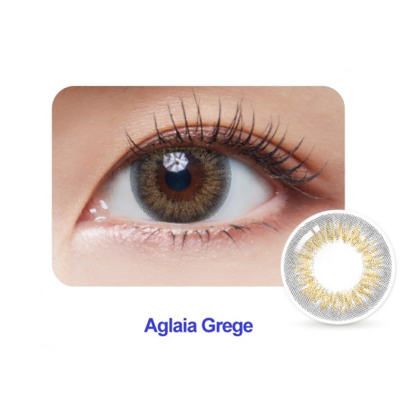 Grey Monthly Colour Contact Lenses